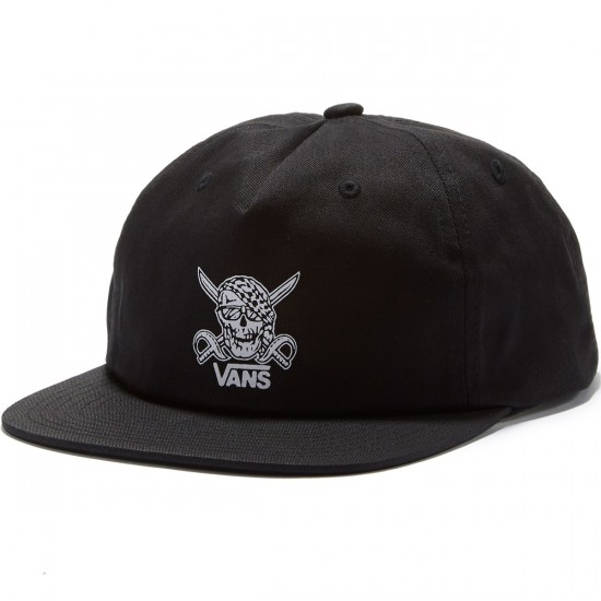 Vans VanDoren Unstructured Hat - Black