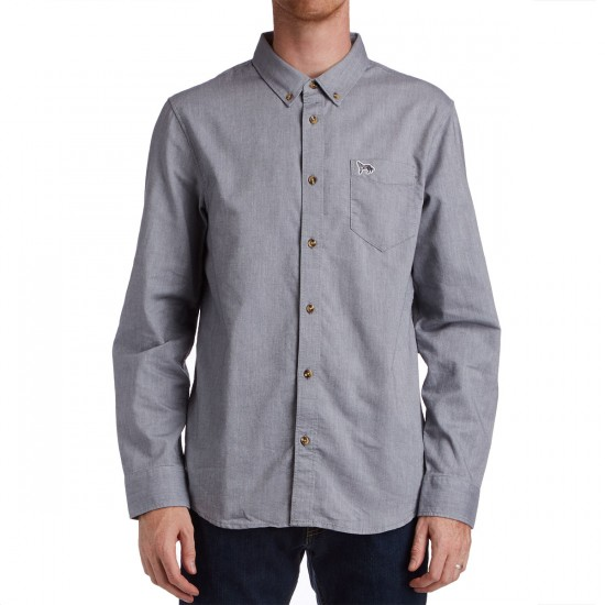 Vans X Chima Oxford Shirt - Gravel