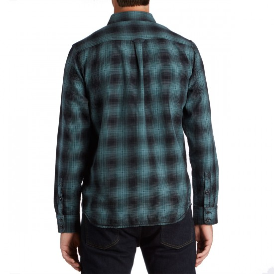 Vans Monterey Shirt - Black/North Atlantic