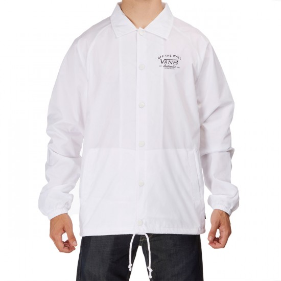 Vans Torrey Jacket - Bright White