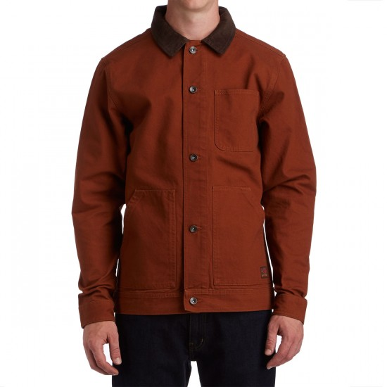 Vans GC Deck Jacket - Tortoise