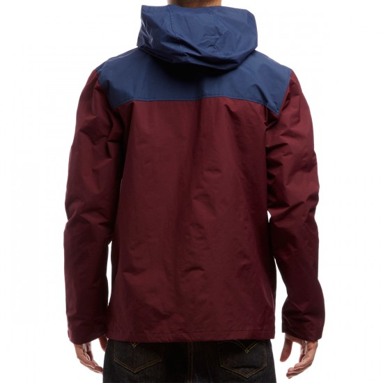 Vans X Chima Coach Jacket - Port Royale/Dress Blues