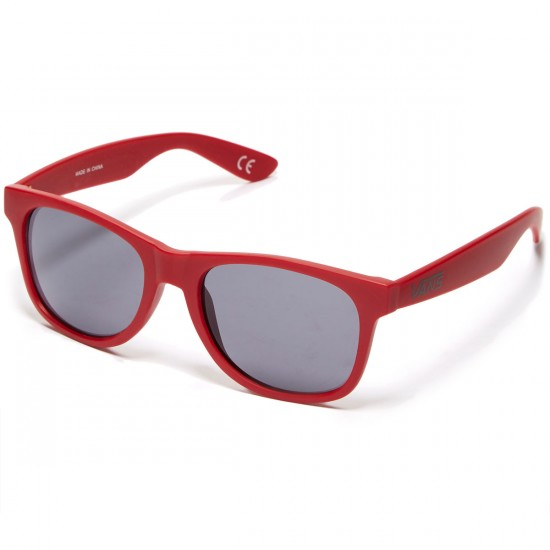 Vans Spicoli 4 Sunglasses - Red Dahlia Frosted