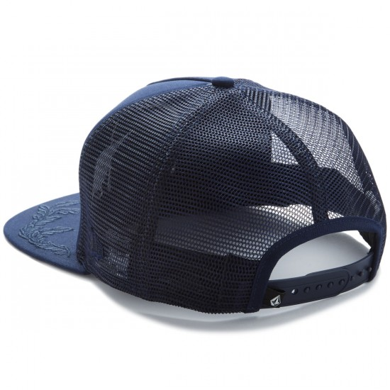 Volcom Freedom Cheese Hat - Airforce Blue