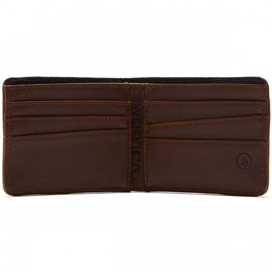 Volcom Picto Wallet - Mud