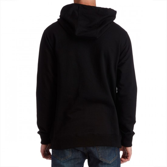 Volcom Stone Pullover Fall 2016 Hoodie - Black