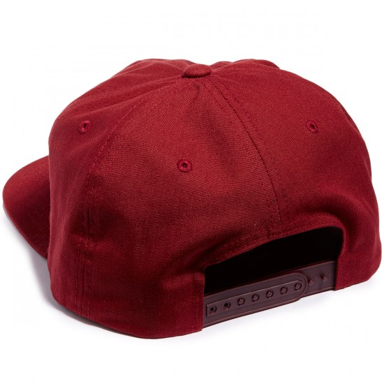 Volcom Badger Hat - Merlot