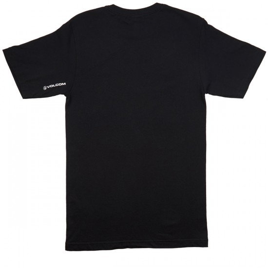 Volcom X Anti Hero T-Shirt - Black