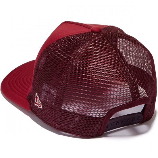 Volcom Coast Cheese Hat - Merlot