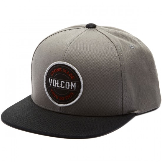 Volcom Cresticle Hat - Pewter