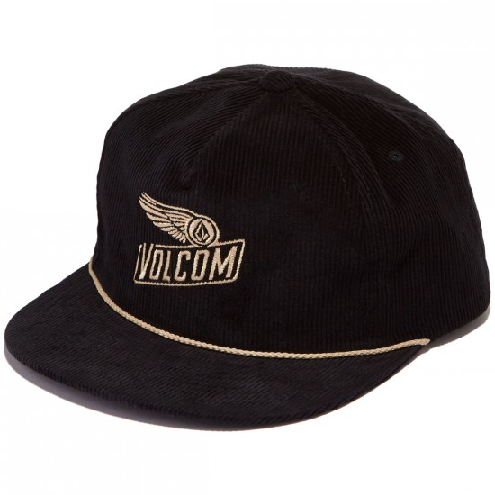 Volcom Stone Wing Hat - Black