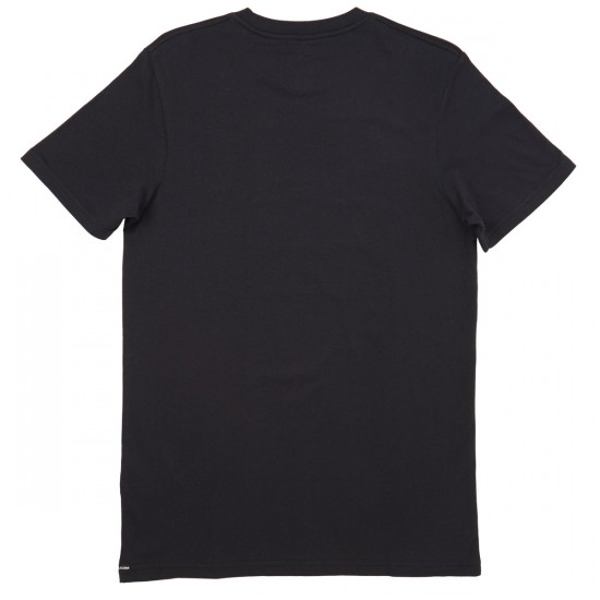 Volcom Big Horn T-Shirt - Black