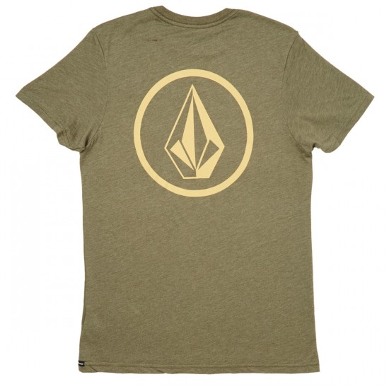 Volcom Forever Stone T-Shirt - Vineyard Green