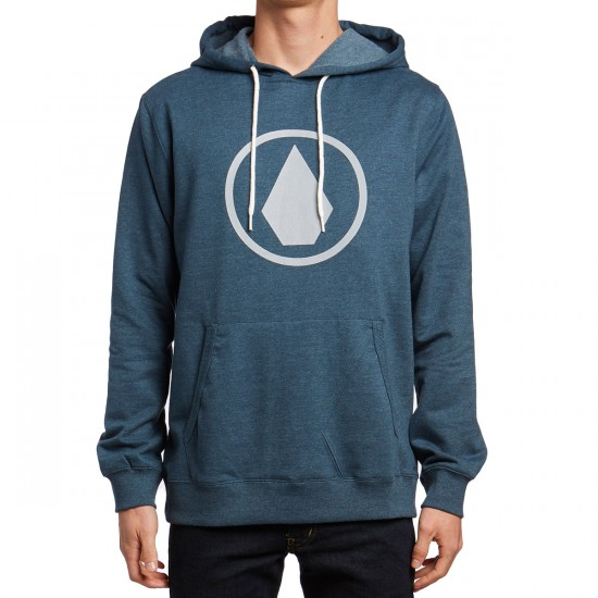 Volcom Stone Pullover Hoodie - Airforce Blue