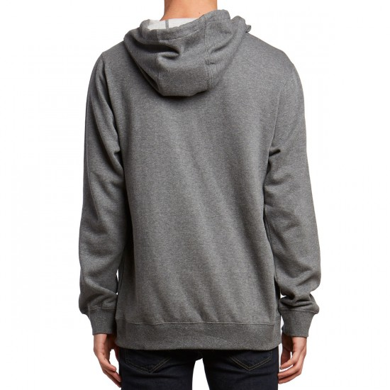 Volcom Stone Pullover Hoodie - Pewter