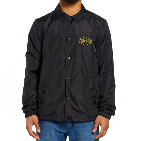 Volcom Recall Coaches Jacket - Black