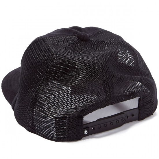 Volcom Stone Carrier Cheese Hat - Black
