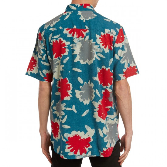 Volcom Ballast Shirt - Flight Blue