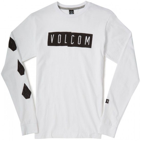 Volcom Shifty T-Shirt - White