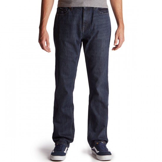 Volcom Kinkade Tapered Jeans - Blue