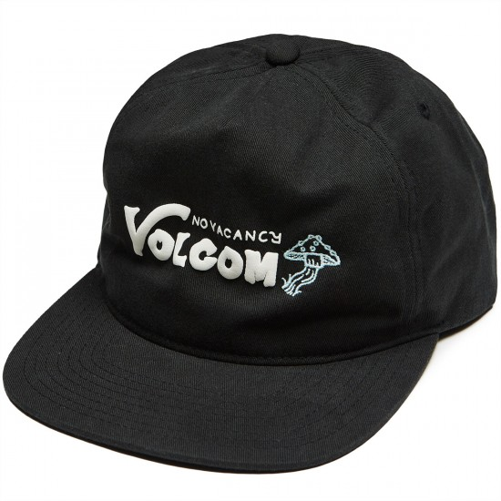 Volcom No Vacancy Hat - Stealth
