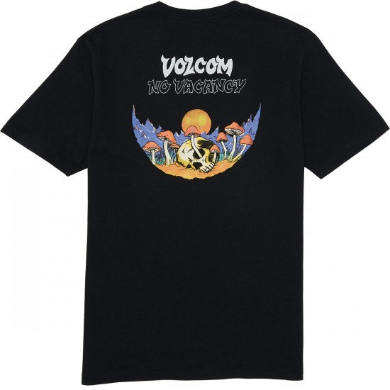 Volcom Deserted T-Shirt - Black