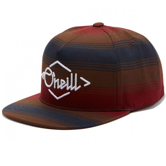 O'Neill Covert Hat - Brick Red