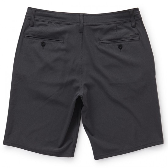 O'Neill Loaded Hybrid Shorts - Heather Black