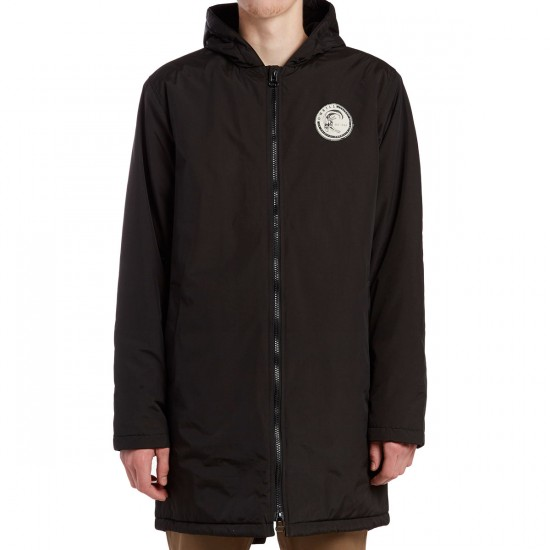 O'Neill Heat Parka Jacket - Black