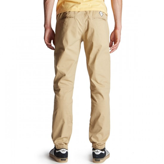 Fairplay Viscor Pants - Khaki - 30 - 32