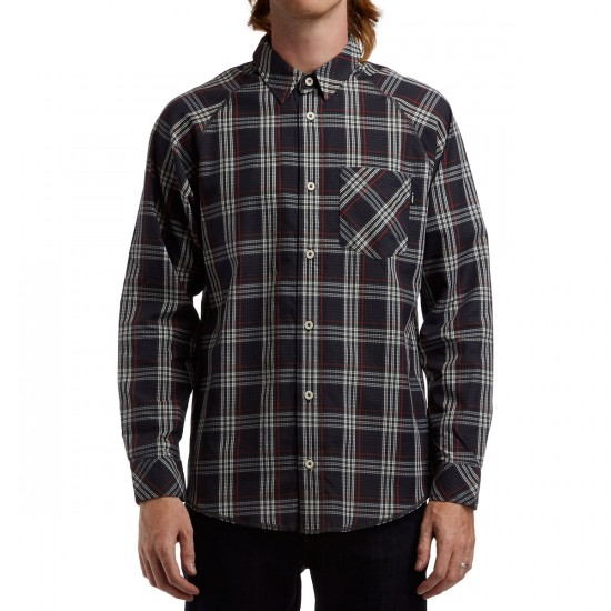 Adidas Easy-Breeze Shirt - Black/Clear Brown/Craft Chili