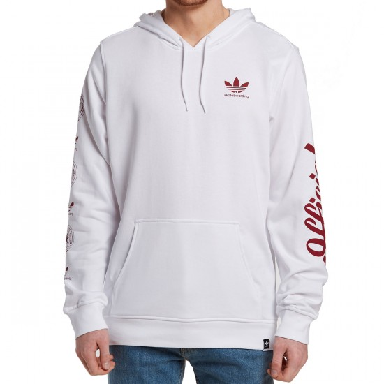 Adidas X Official Hoodie - White