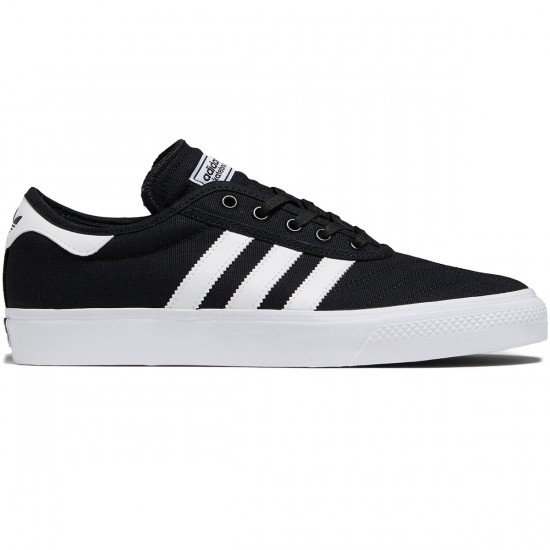 Adidas Adi-Ease Premiere Shoes - Black/White/Gum - 9.0