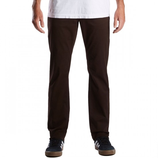 Fourstar 5 Pocket Standard Denim Pants - Cocoa - 30 - 32