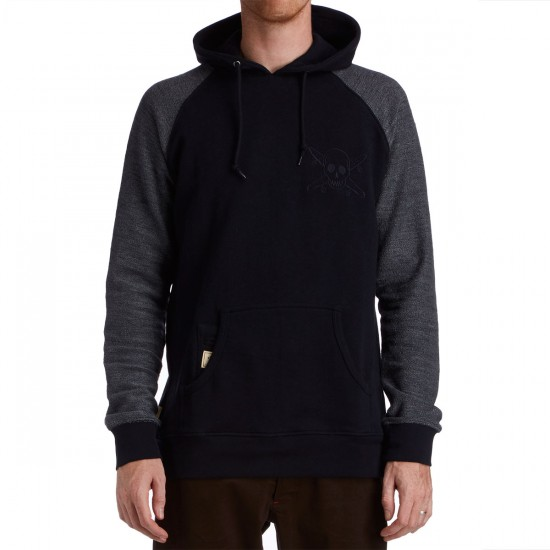 Fourstar Pirate Diesel Hoodie - Black