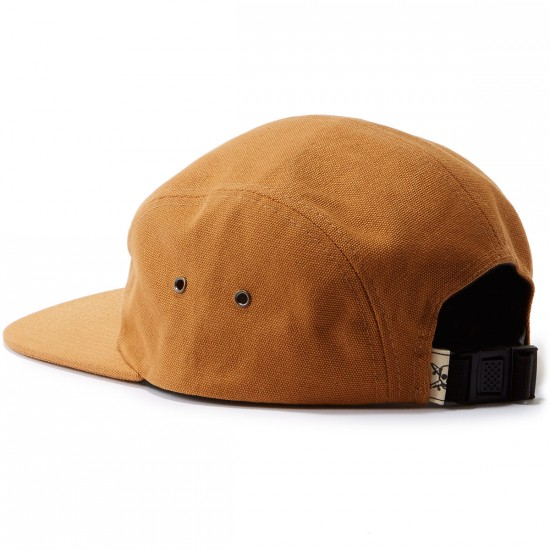 Fourstar Icon Camper Hat - Camel