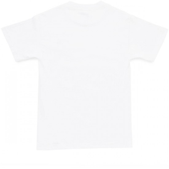Fourstar Led Pirate T-Shirt - White