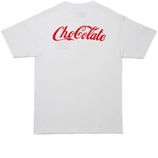 Chocolate ChoCola T-Shirt - White