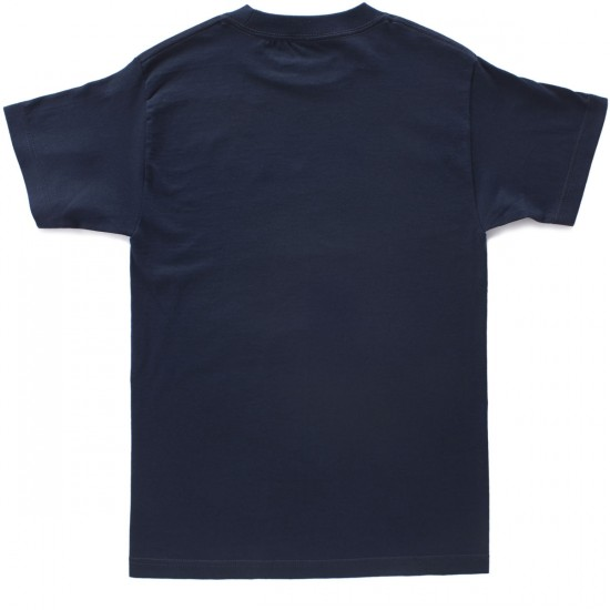 Girl Trooper T-Shirt - Navy