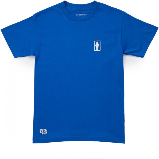 Girl 93 OG T-Shirt - Royal