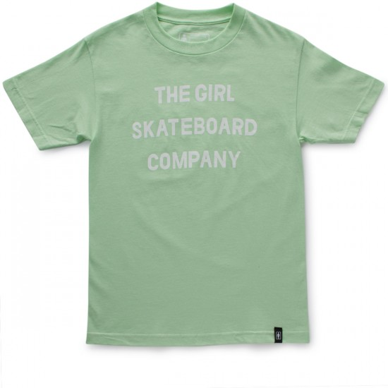 Girl Sans T-Shirt - Mint