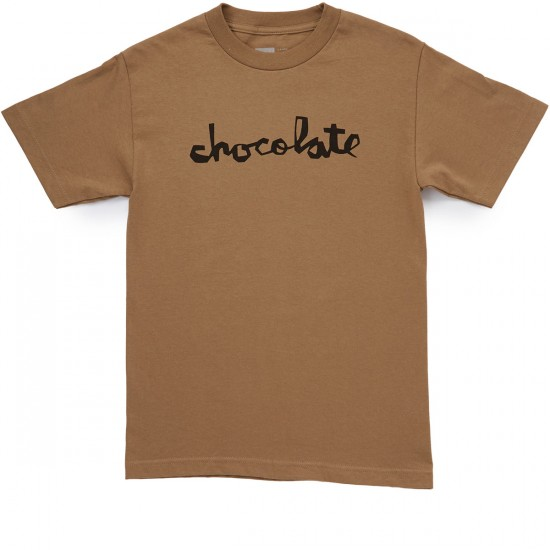 Chocolate Chunk T-Shirt - Safari Green