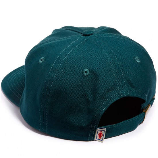 Girl Micro OG Hat - Green