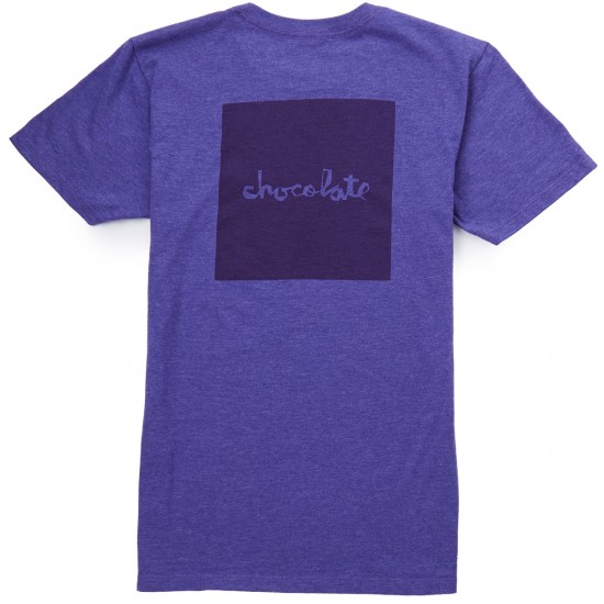 Chocolate Box Premium T-Shirt - Purple Heather
