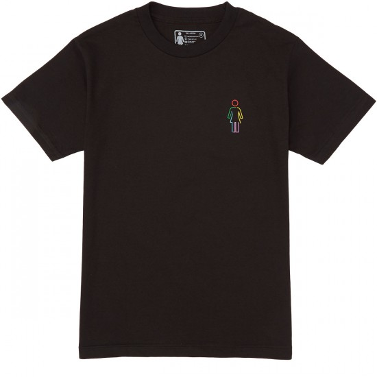 Girl Sporting OG Standard T-Shirt - Black