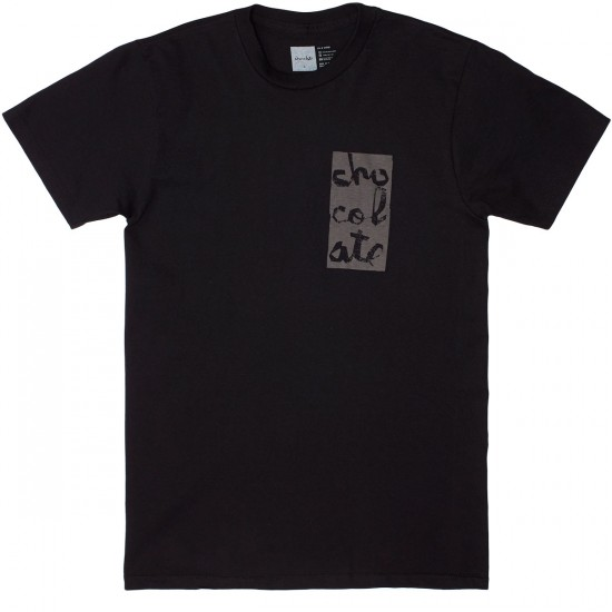 Chocolate Chunk Stack Premium T-Shirt - Black