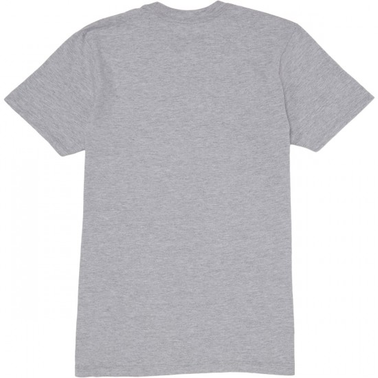 Girl Membership T-Shirt - Grey Heather