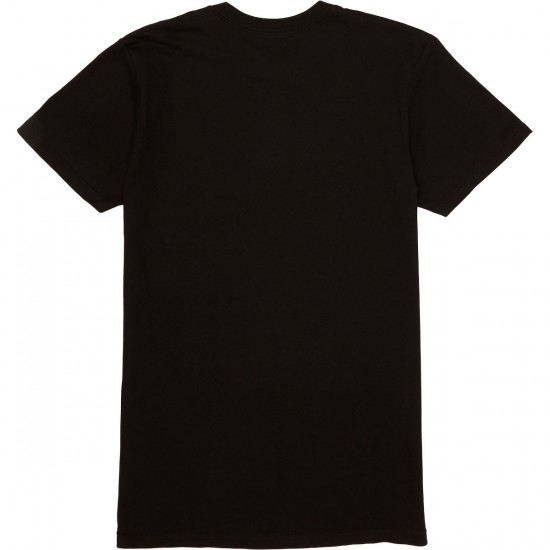 Girl Konstructvist T-Shirt - Black