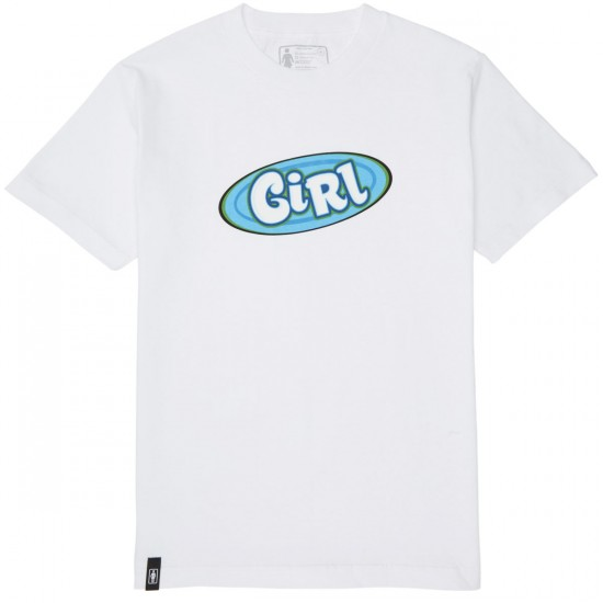 Girl Nerds T-Shirt - White