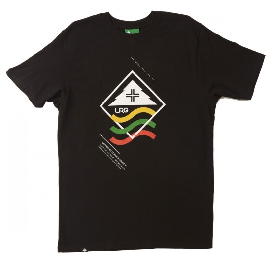 LRG Triple Angle T-Shirt - Black